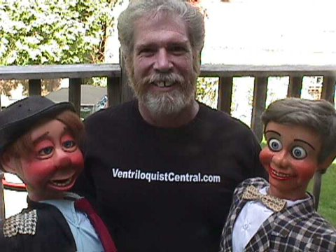 Ventriloquist Central - Dan Willinger - A Tribute to Ventriloquist
