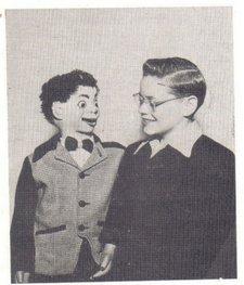 Mystery Ventriloquist