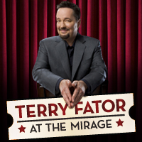 ventriloquist terry fator at the mirage