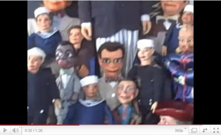 you tube ventriloquist central collection