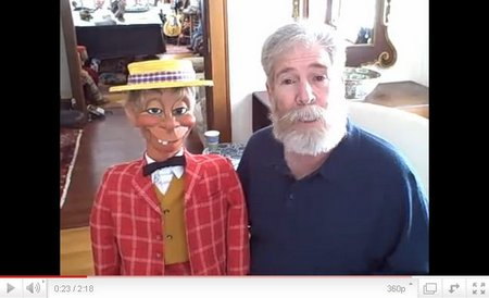 you tube ventriloquist central isaacson mortimer