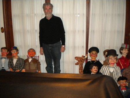 dan willinger ventriloquist central collection