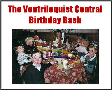 ventriloquist central collection birthday bash