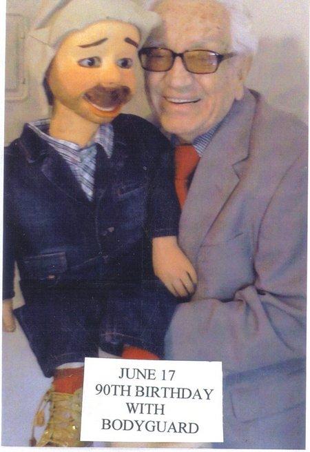Peter Rich 90th Birthday