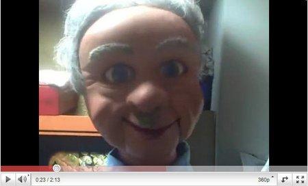 you tube ventriloquist central al semok papa polis