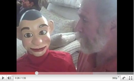 you tube ventriloquist central brant gilmer knucklehead smiff