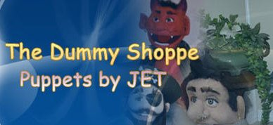 thedummyshoppe puppets by JET sm