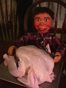 turkey day ventriloquist central