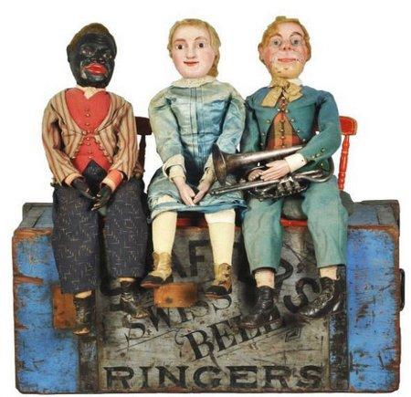 ventriloquist bell ringers