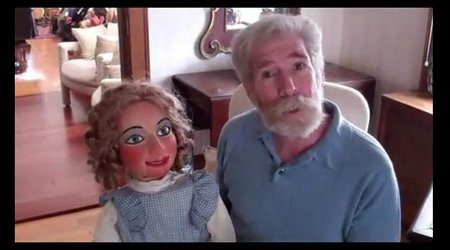 you tube ventriloquist central frank marshall female figure