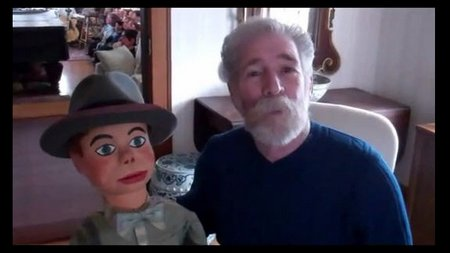 you tube ventriloquist central collection 1930s original frank marshall figure