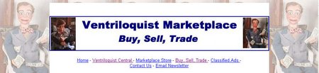 ventriloquist marketplace