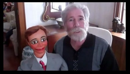 you tube ventriloquist central collection frank marshall happy guy