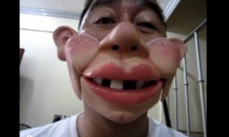you tube Lou Hilario mask