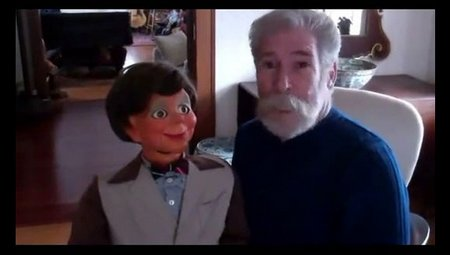 you tube ventriloquist central collection last frank marshall