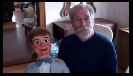 you tube ventriloquist central collection restored marshall
