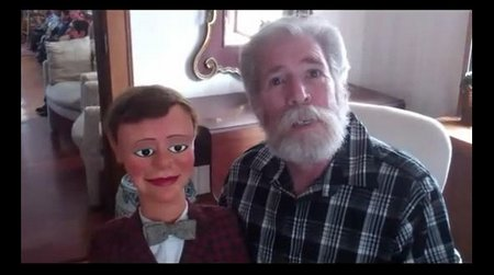 you tube ventriloquist central collection frank marshall bernie birchwood