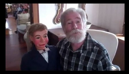 you tube ventriloquist central collection frank marshall mickey