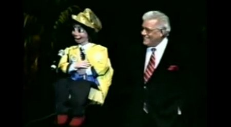 you tube ventriloquist russ lewis
