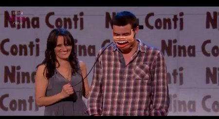 you tube nina conti audience participation