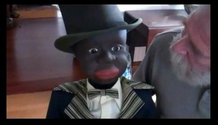 you tube ventriloquist central collection black frank marshall figure