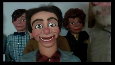 you tube ventriloquist central collection brant gilmer first dummy