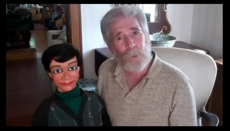 you tube ventriloquist central collection frank marshall special order
