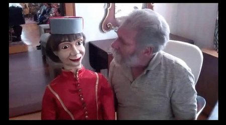 you tube ventriloquist central collection early mack