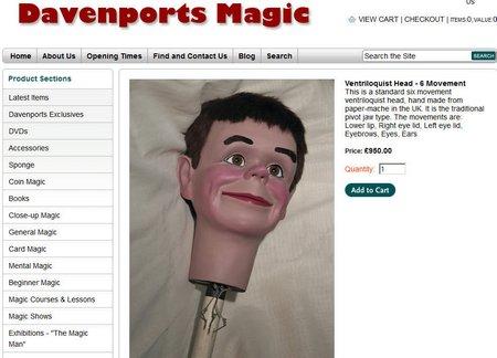 davenports magic geoff felix