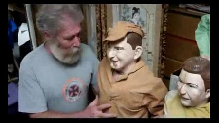 you tube ventriloquist central collection fred ethel