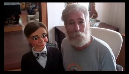 you tube ventriloquist central collection johnny main frank marshall figure