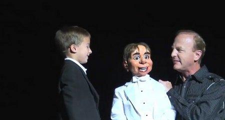 you tube ventriloquist david pendleton