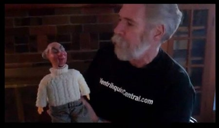 you tube ventriloquist central collection small unknown figure