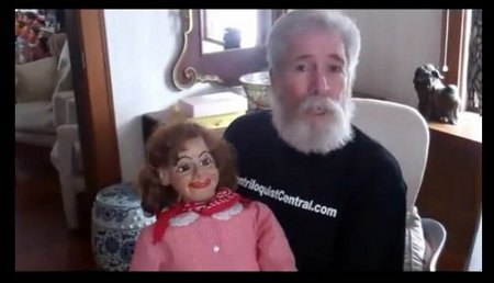 you tube ventriloquist central collection foy brown girl