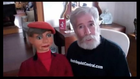 you tube ventriloquist central collection frank marshall nate proval