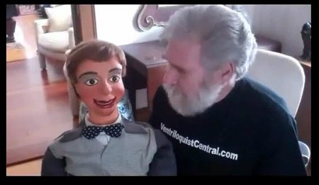 you tube ventriloquist central collection marshall restored by ray guyll