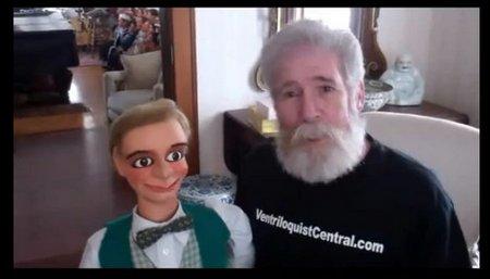 you tube ventriloquist central collection johnny main waldo