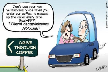 wwwVENT ordering coffe wife advice