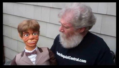 you tube ventriloquist central collection conrad hartz marshallesque figure
