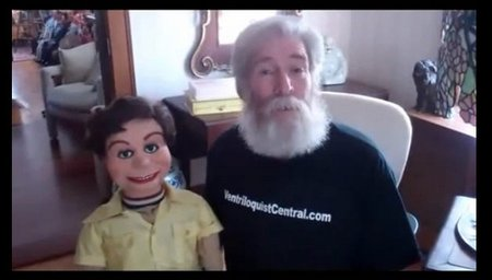you tube ventriloquist central collection howie olson skinny dugan
