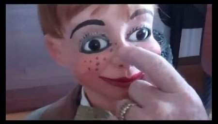 you tube ventriloquist central collection frank marshall freckles
