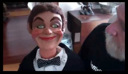 you tube ventriloquist central collection walt botley figure