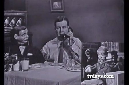 you tube ventriloquist paul winchell jerry mahoney home