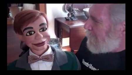 you tube ventriloquist central collection ray guyll jerry mahoney