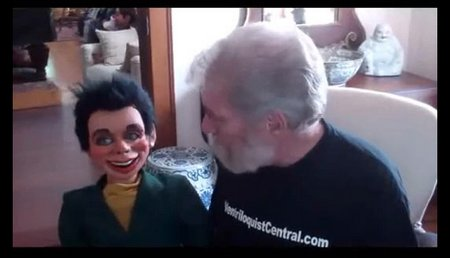 you tube ventriloquist central collection walt botley superb figure