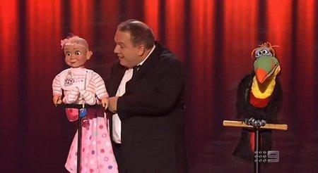 ventriloquist darren carr