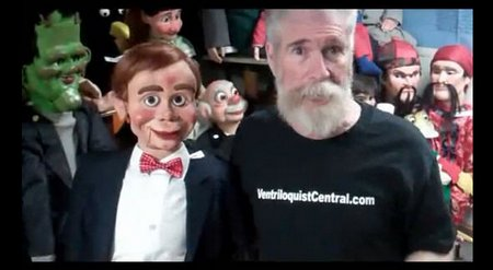 you tube ventriloquist central collection israel juarez mcelroy style
