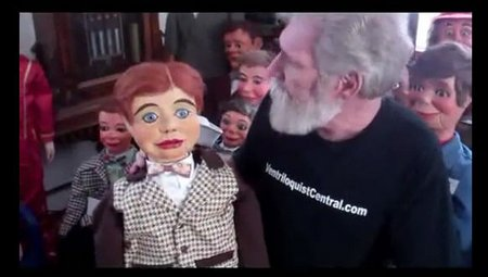 you tube ventriloquist central collection frank marshall irish boy