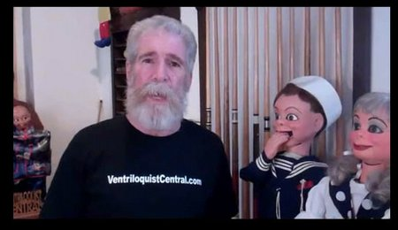 you tube ventriloquist central collection frank marshall woody