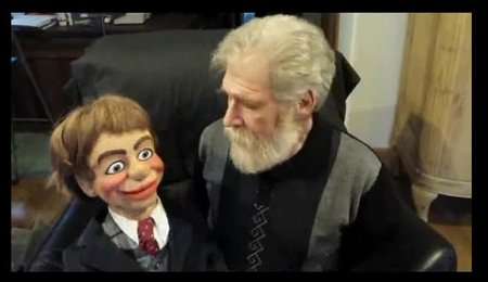 you tube ventriloquist central collection ken spencer figure used by stu scott